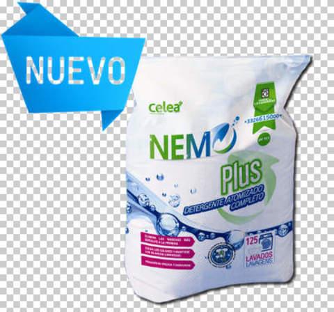 Exclusivas El Sol - DETERGENTE POLVO NEMO 10 KG - Exclusivas El Sol